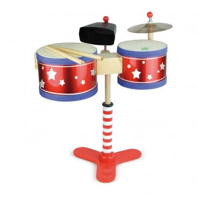 Vilac Drum Kit for little ones-listing