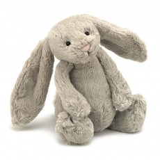 product-Jellycat Bashful Beige Bunny with large ears