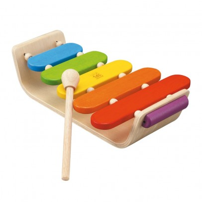 Plan Toys Xylophone ovale-listing