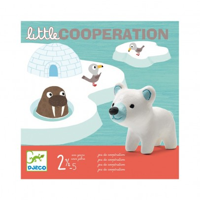 Djeco Little cooperation cooperative game-listing