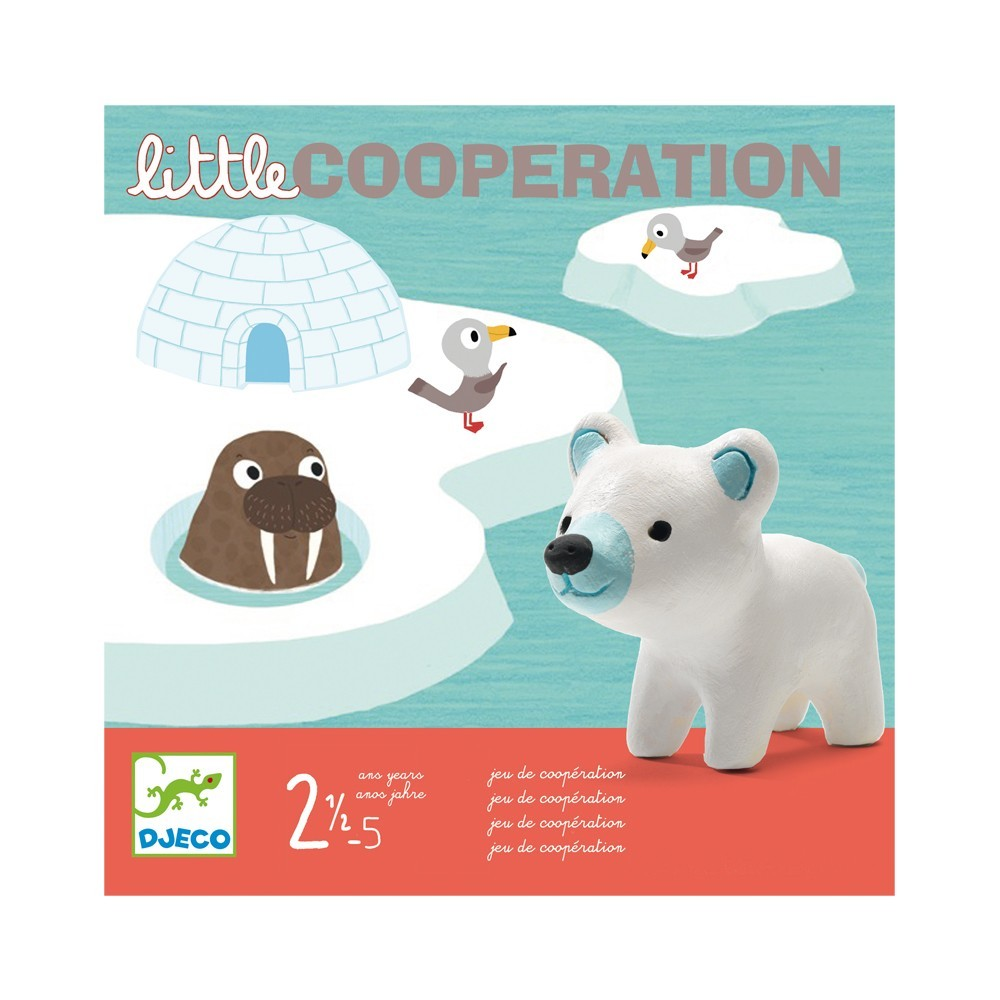 Little cooperation cooperative game-product