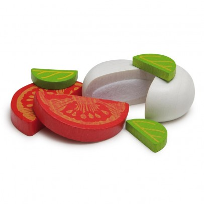 Erzi Tin can - mozzarella and tomatoes-listing