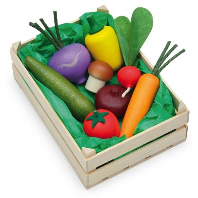 Erzi Tray of vegetables-listing