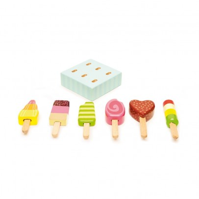 Le Toy Van Les Glaces Lollies-listing