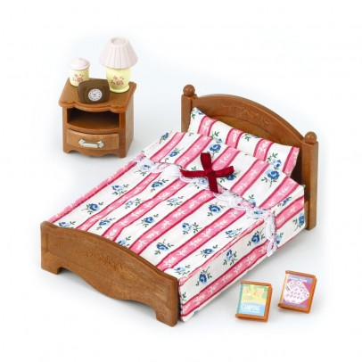 Sylvanian Double bed Kit-listing
