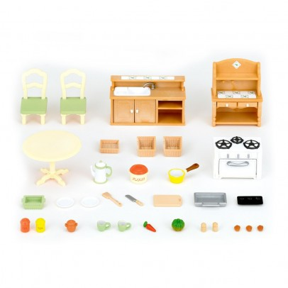 Sylvanian Kitchen set-listing