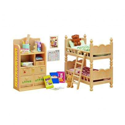 Sylvanian Kids bedrooms furniture set-listing