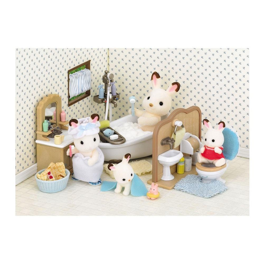 Meuble Salle De Bain Cooke Et Lewis Calao ~ set salle de bain sylvanian jouet et loisir enfant
