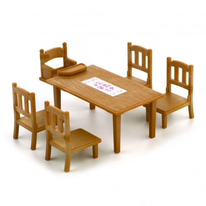 Sylvanian Family Table & Chairs-listing