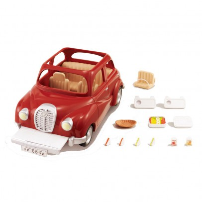 Sylvanian Red Car-listing