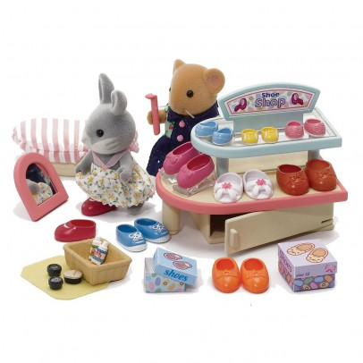 Sylvanian Magasin de chaussures-listing