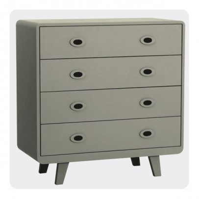 Laurette You and Me Chest of Drawers - Verdigris-listing
