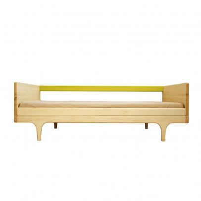 Kalon Studios Junior Caravan Bed - Yellow-listing