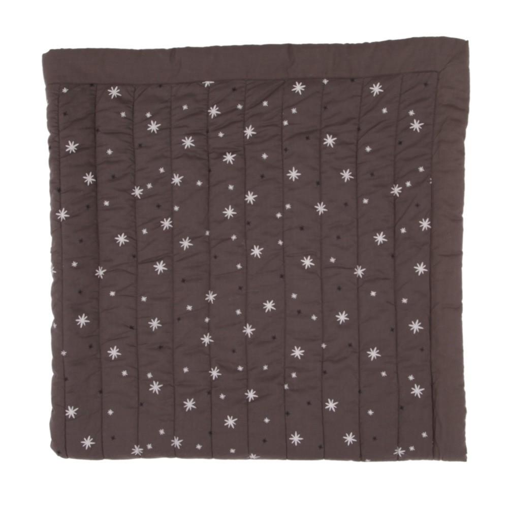 Decke Sterne grosse decke sterne dunkelgrau polder design baby