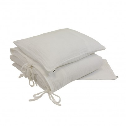 Numero 74 Bedding set - white-product