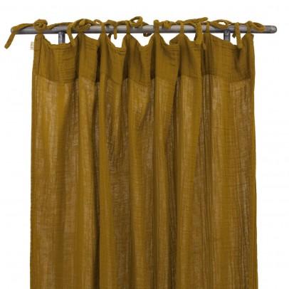Numero 74 Curtain   Mustard Yellow Listing  Mustard Yellow Curtains