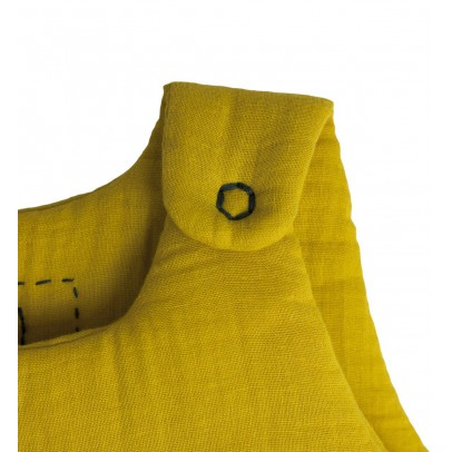 Numero 74 Baby sleeping bag - sunflower yellow-listing