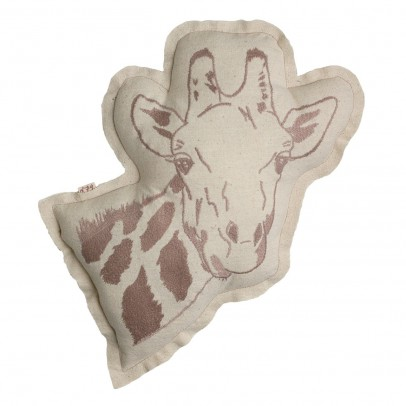 Numero 74 Giraffe cushion-product