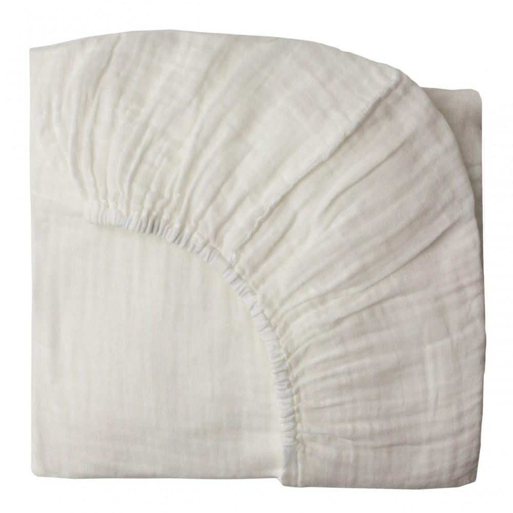 drap housse blanc numero 74 design adolescent b b enfant. Black Bedroom Furniture Sets. Home Design Ideas