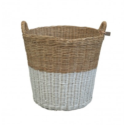 Numero 74 Storage basket - white-product