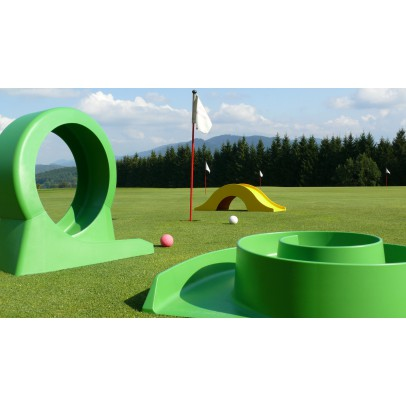 Myminigolf Mini-golf Putting XL-listing