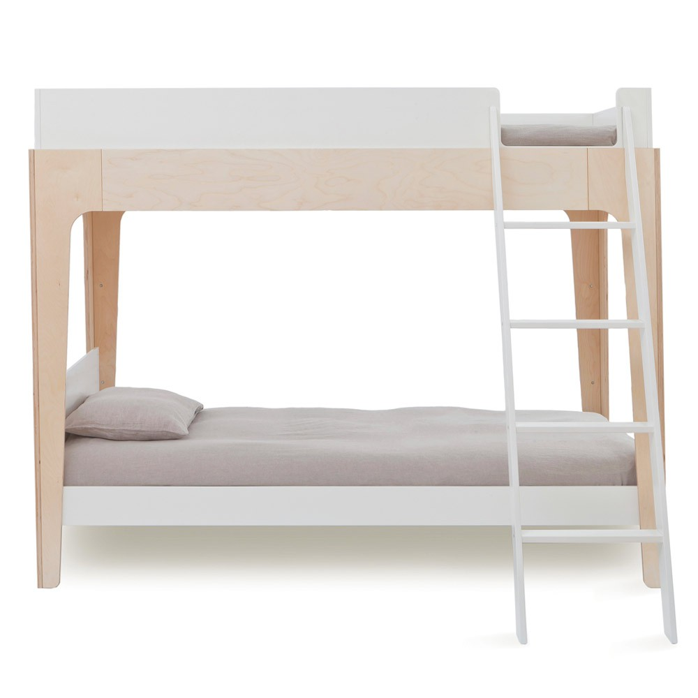 Perch Birch Bunkbed Oeuf Nyc Design Children # Muebles Kutikai