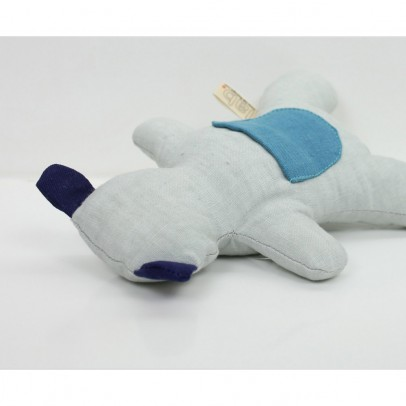 Lab - La Petite Collection Linen soft toy-listing