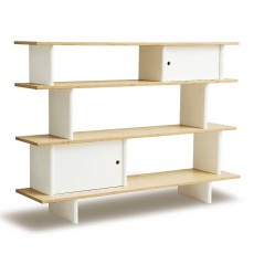 product-Oeuf NYC Mini Birch Bookshelf