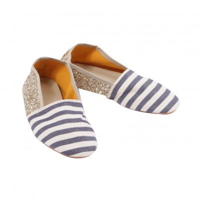 Anniel Slippers Righe -listing