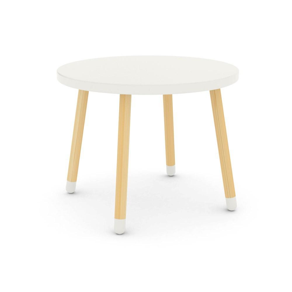 table enfant blanc flexa play design enfant. Black Bedroom Furniture Sets. Home Design Ideas