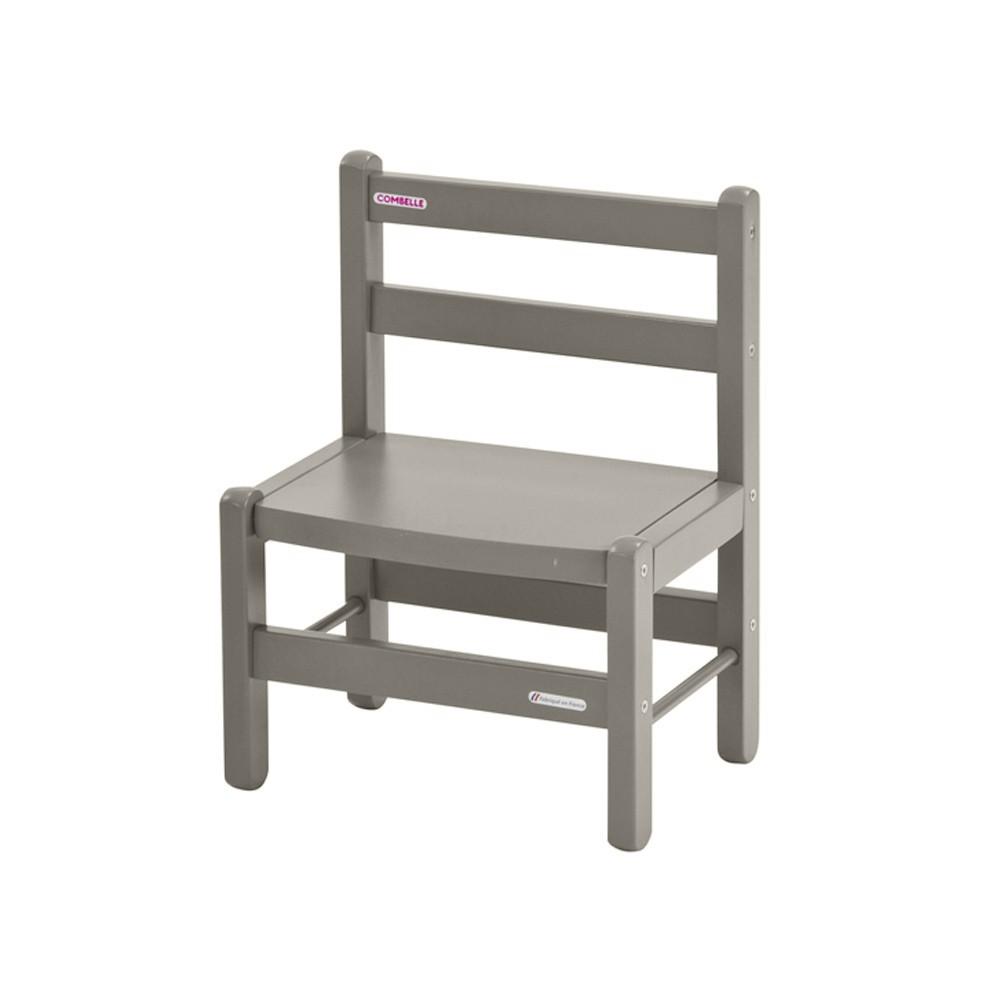 Chaise enfant - Laqué - Combelle CrdNM6M