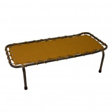 product-Numero 74 Child's camp bed - Mustard Yellow