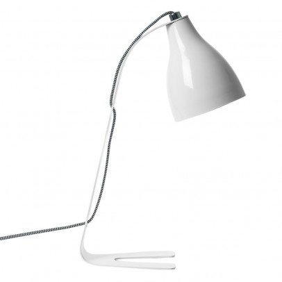 Present Time Barefoot lamp - white-listing