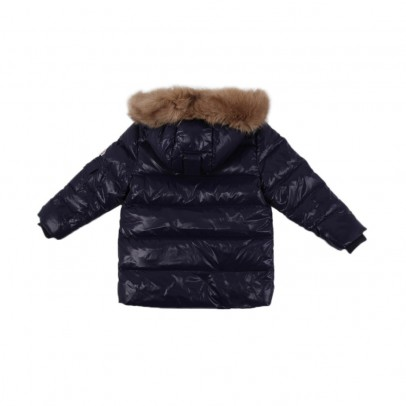 Pyrenex Shiny Fake Fur Jacket-listing