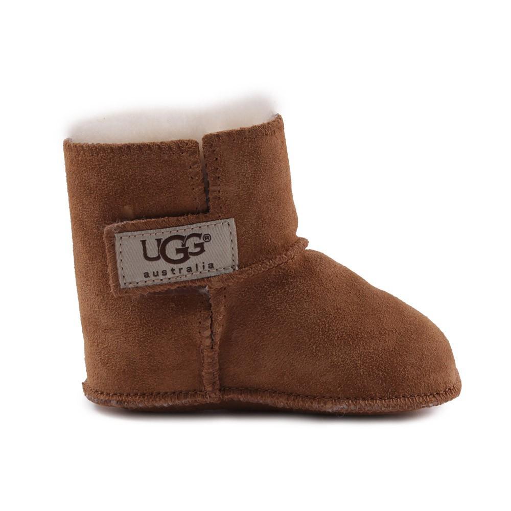 Zapatos plateado UGG Australia infantiles msD5OSP9B