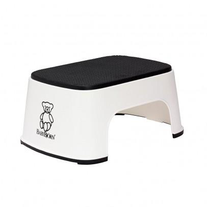 BabyBjörn Step Stool - white-listing  sc 1 st  Smallable & Bano Step Stool White Ekobo Design Baby  Children islam-shia.org