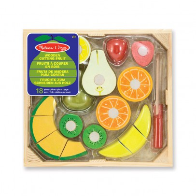 Melissa & Doug Wooden Cutting Fruit-listing