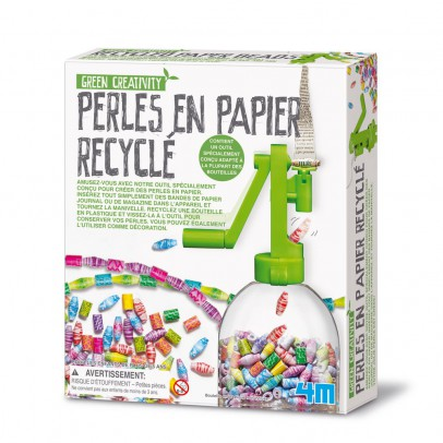 4M Recycled Paper Beads-listing