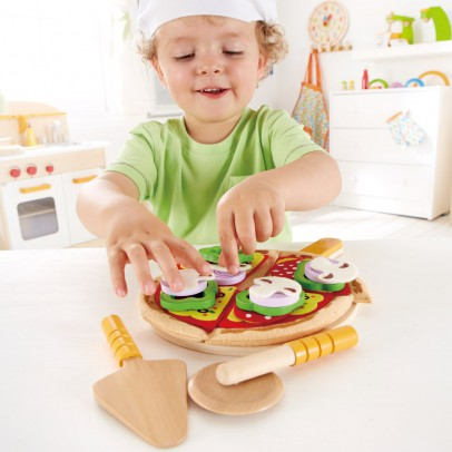 Hape Pizza kit-listing