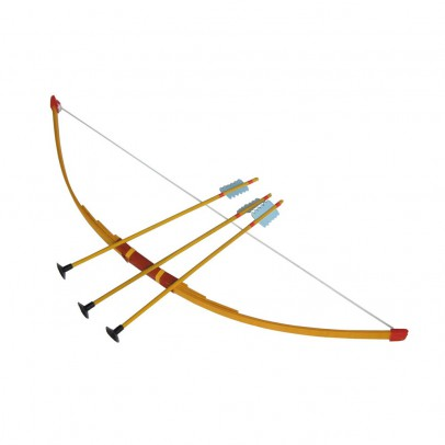 Bass & Bass Natural wooden bow-listing
