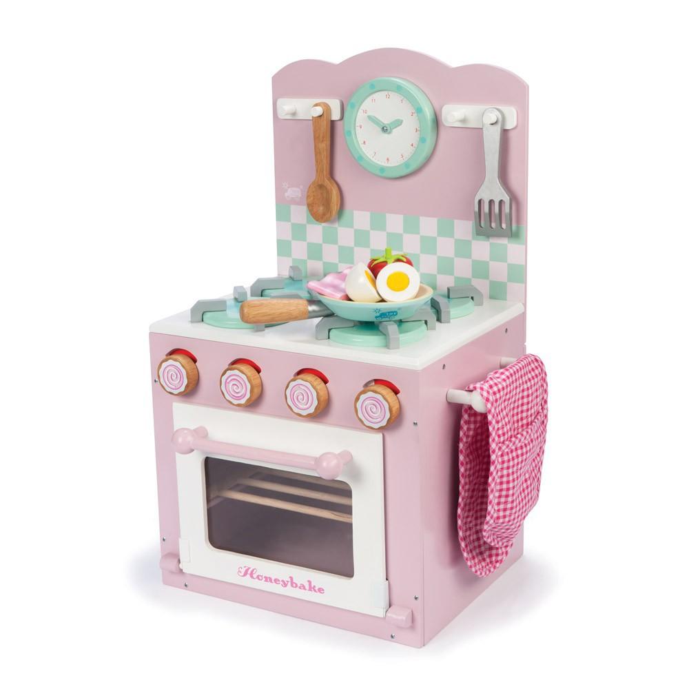 Cuisinière Rose Le Toy Van Jouet et Loisir Enfant