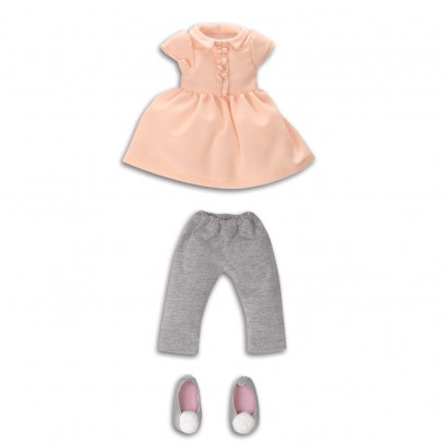 Corolle Dress and leggings set Les Chéries-listing