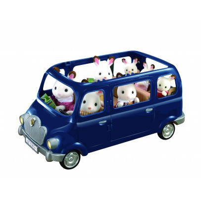 Sylvanian People Carrier-listing