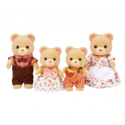 Sylvanian Famille Ours-listing