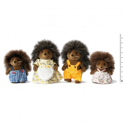 Sylvanian Hedgehog Family-listing