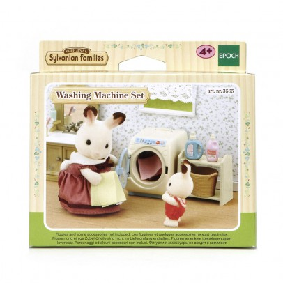Sylvanian Washing Machine Set-listing