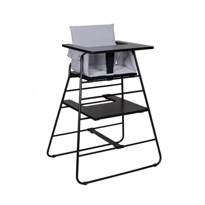 Budtzbendix High Chair Cushion - Light Grey-listing
