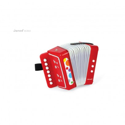 Janod Accordeon-listing