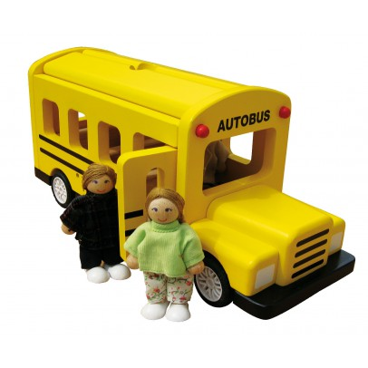 Bass & Bass Autobus 3 passagers-product