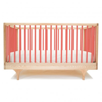 Kalon Studios Caravan bed - coral red-listing